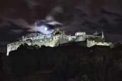 Spooky-Edinburgh-Castle