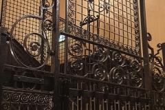 Parliament-House-Hotel-Ironwork-Stairwell