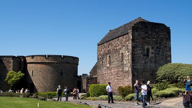 St Margarets Chapel Edinburgh Castle