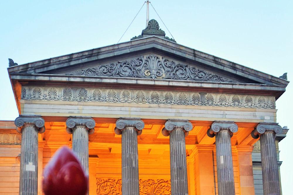 Surgeons Hall Museums in Edinburgh