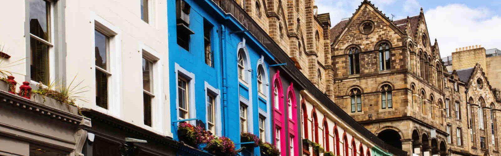Shops in Edinburgh