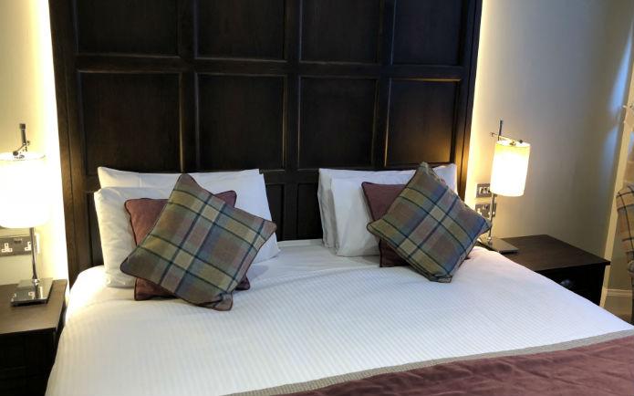 Parliament House Hotel Edinburgh New Bedroom