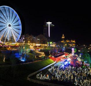 The Edinburgh Christmas Festival
