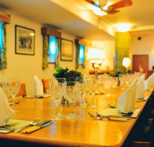 A Royal Banquet on Royal Yacht Britannia