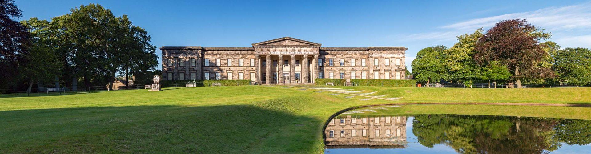 The Scottish Gallery of Modern Art in Edinburgh