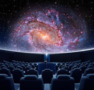Digital Planetarium Show