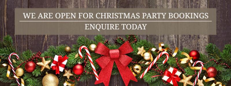 Christmas parties in edinburgh