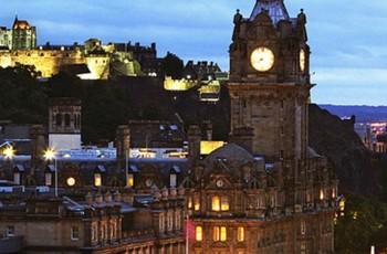 Picture of Edinburgh City Centre