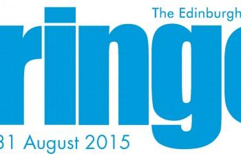 Edinburgh Fringe with dates banner