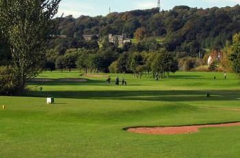 Carrick Knowe Golf Course in Edinburgh