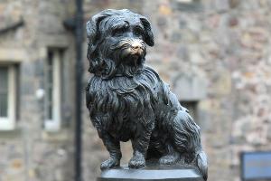 Statue of Greyfriars Bobby