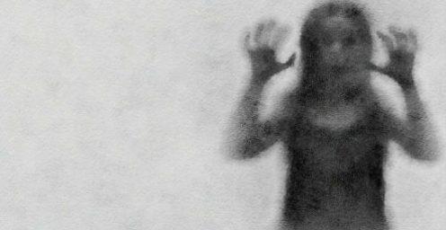 Haunted Edinburgh Tours, Silhouette black ghost