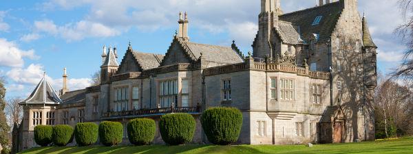Lauriston Castle's beautiful Edwardian gardens