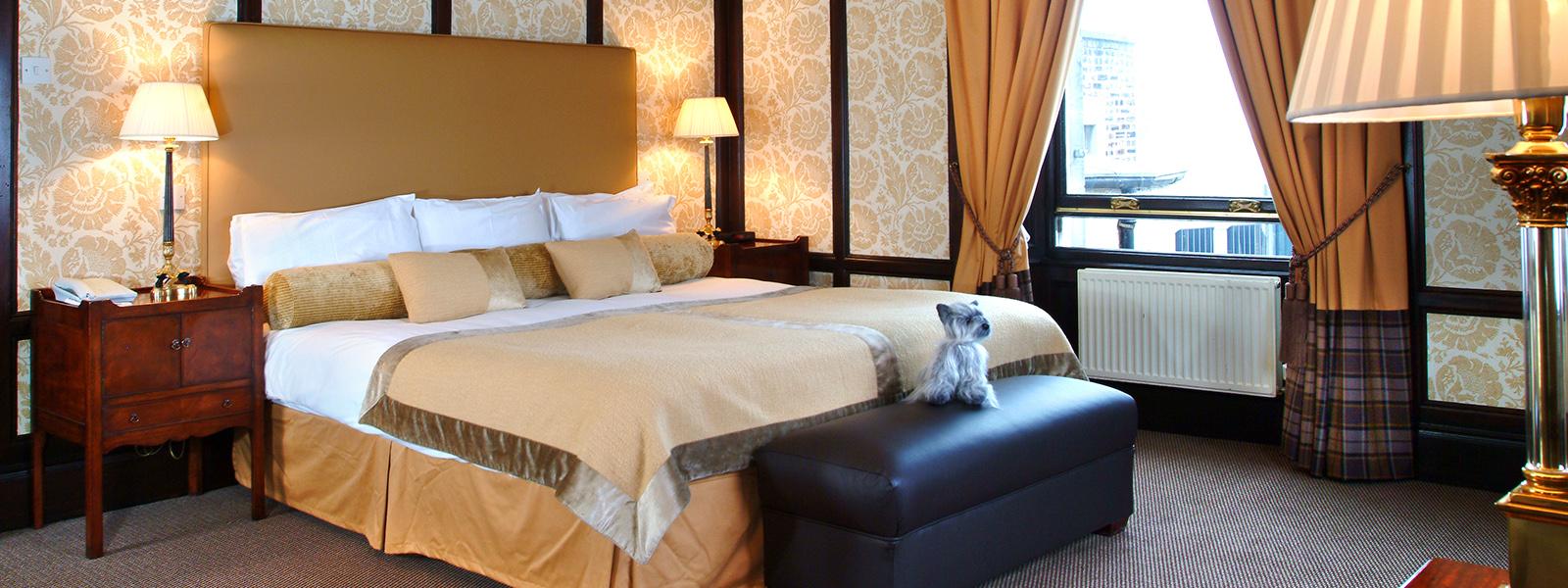 Kingsmills Suite bedroom