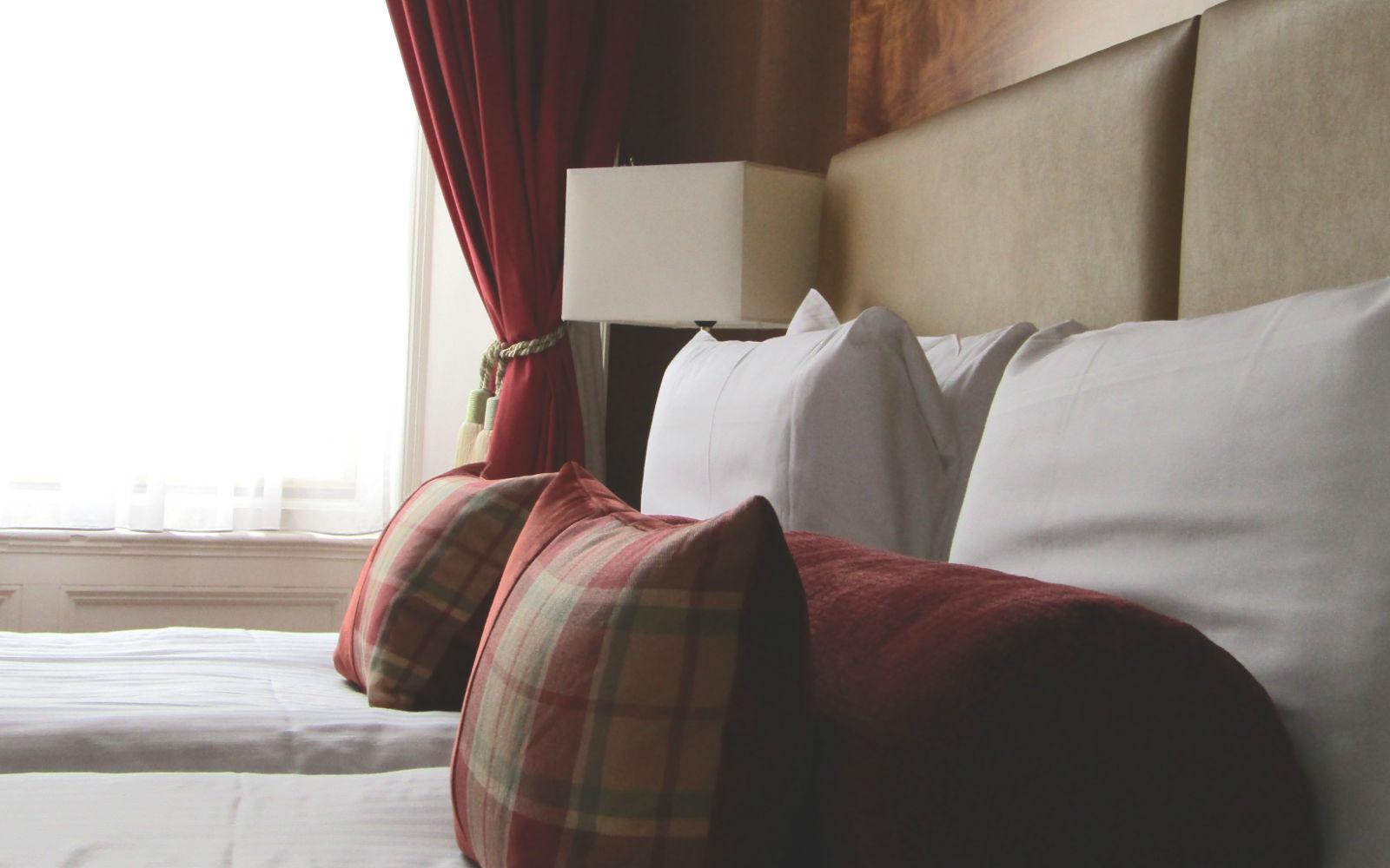 Twin Bedrooms Edinburgh