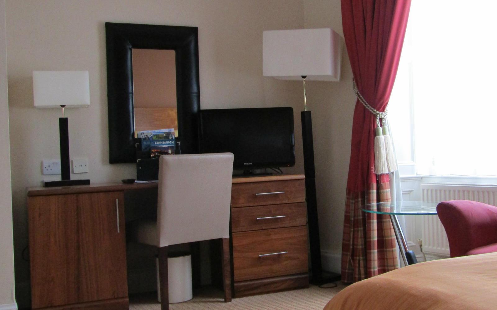 Twin Bed Hotels Edinburgh